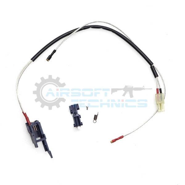 Contacte tragaci cu cablaj V3 spate pliabil ASG Ultimate AS-U-16631