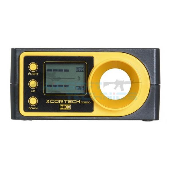 Cronograf XCORTECH X3200 MK3 XA003200R003 (2)