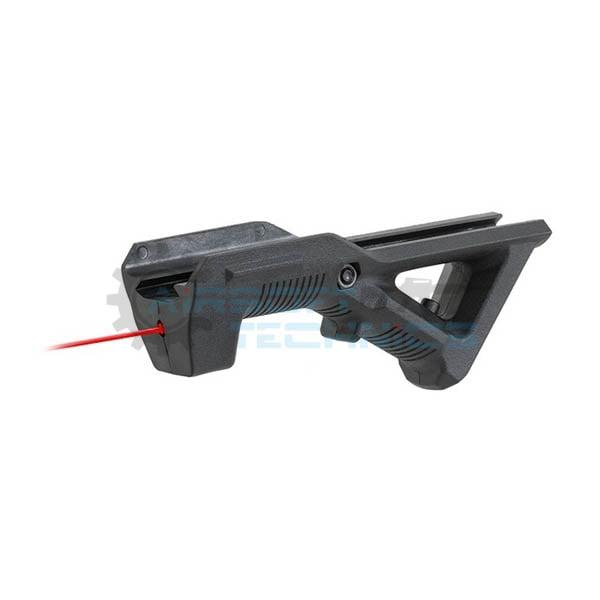 Maner unghiular frontal cu laser negru 5KU [5KU] Z001(3)