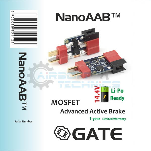 Mosfet GATE NanoAAB Gen.3 Active Brake 3889 (3)