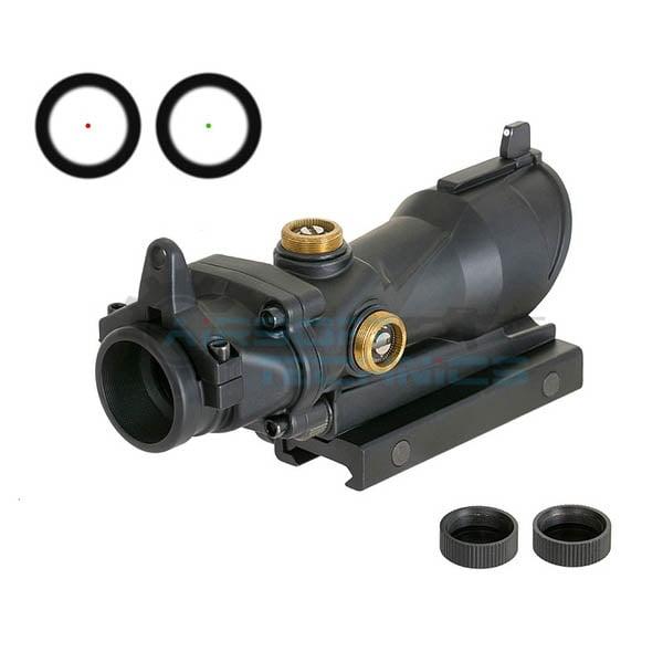 Red Dot ACOG Aim-O AO 5015-BK (4)