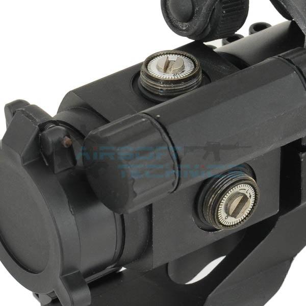 Red Dot cu anti-reflex si montura cu nivela BD BD1472-1 (7)