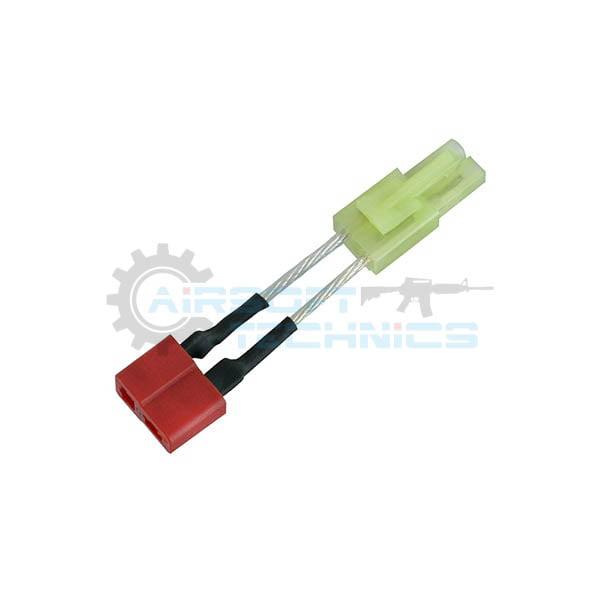 Adaptor scurt Deans (M) - Tamiya Mica (T) IPOWER IP-013