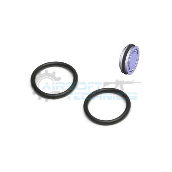 Set O-ring cap piston AirsoftPro set 2buc AP-296